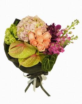 bouquet-Opulus-Cerise