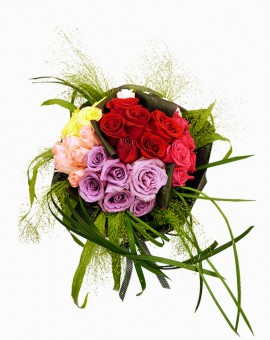 bouquet-The-Rosas