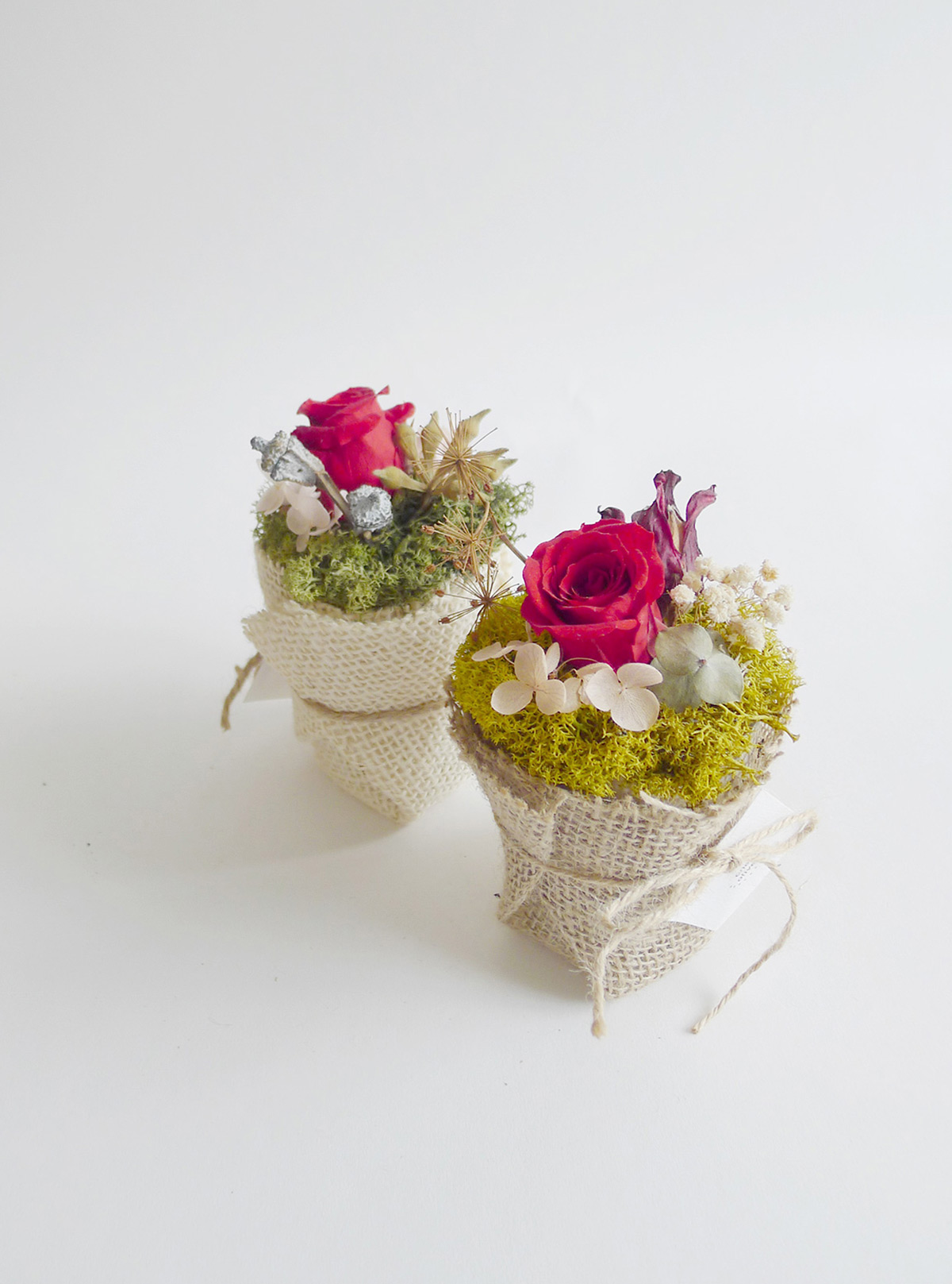 Preserved Roses Bouquets