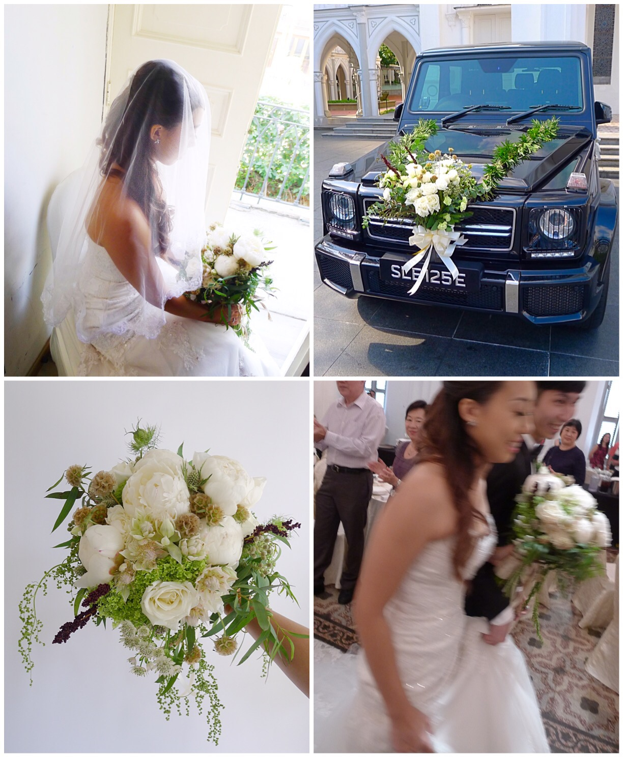 wedding bridal flowers bride bridal bouquet Archives - One Olive